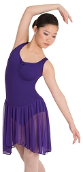 Hi-Low Dance Dress by Body Wrappers