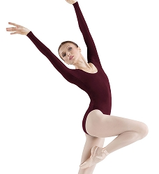 Long Sleeve Leotard by Bloch