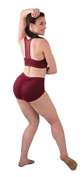 Ruched Back Brief by Body Wrappers