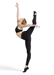 Allonge High Rise Legging by Bloch