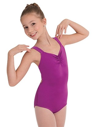 Tween Wide Strap Camisole By Body Wrappers