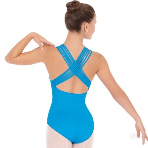 Lattice Back Leotard by Eurotard