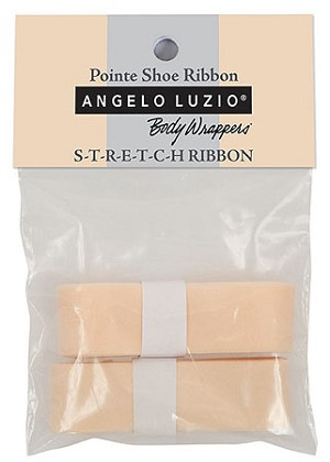 Pointe Shoe Stretch Ribbon by Body Wrappers