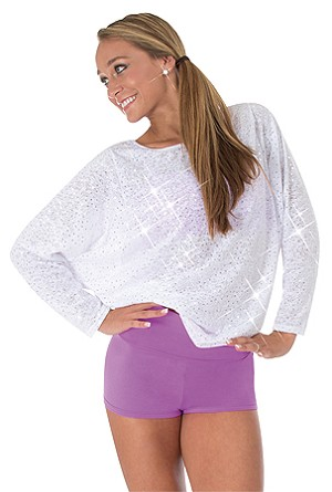 Dolman Sleeve Pullover by Body Wrappers