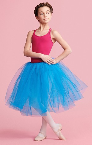 Childrens Romantic Tutu by Capezio