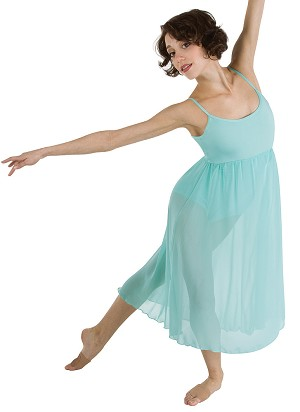 Recital Magic Dance Dress by Body Wrappers