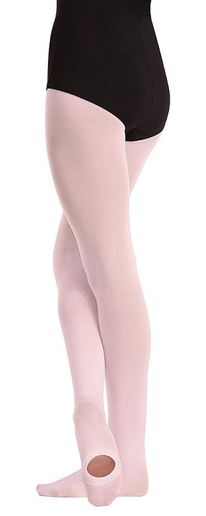 Adult Knit Waist Total Stretch Convertible Tights by Body Wrappers