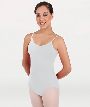 Camisole Ballet Cut Leotard by Body Wrappers