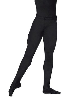 Men's Cotton Lycra Footed Tights by Baltogs