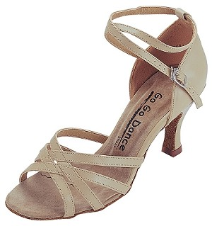 "2.75"" Latin Dance Shoe by GoGo"