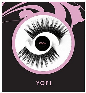 Coco Eyelashes by Yofi